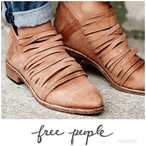 Free People Boot lost Valley Ankle